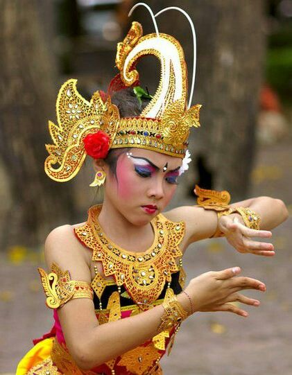 Balinese dancer #Bali #Indonesia #dance