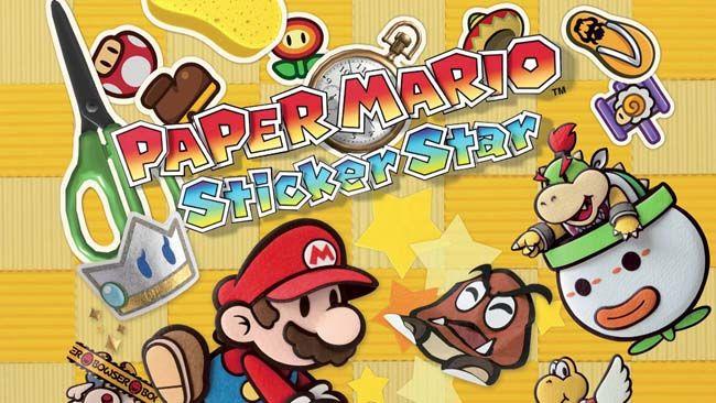 Paper Mario Sticker Star Rom - 3DS CIA Region Free (USA) - http://www.ziperto.com/paper-mario-sticker-star-rom/