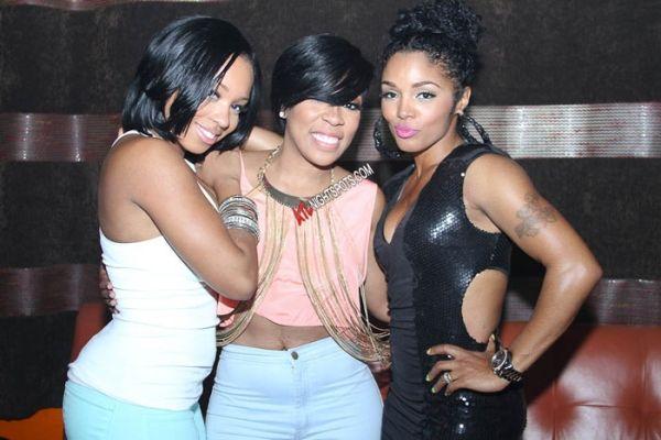 "rasheeda frost bun   PARTY PEOPLE: ""The Love & Hip Hop Atlanta"" Cast CELEBRATE Their ..."