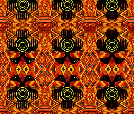 southwestern aztec wallpaper - photo #42