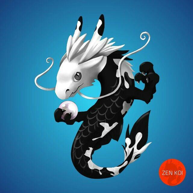 17 best images about zen koi dragons on pinterest for Koi zen facebook