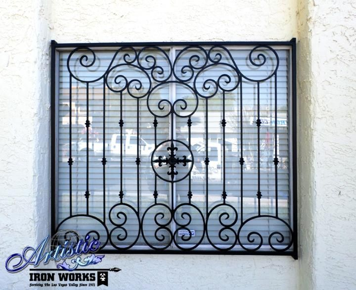 153 best images about home security burglar bar designs on for Window grill design