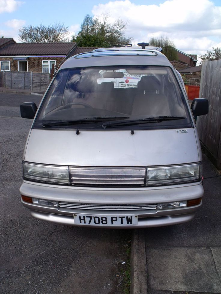 toyota master ace surf 2.0 TDI auto, diesel,8 seater/camper in Cars, Motorcycles & Vehicles, Cars, Toyota   eBay!