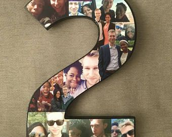 Ships Free! Valentine collage, sweetheart gift, thoughtful gift! anniversary gift for him, custom gift for her, best girlfriend ever!