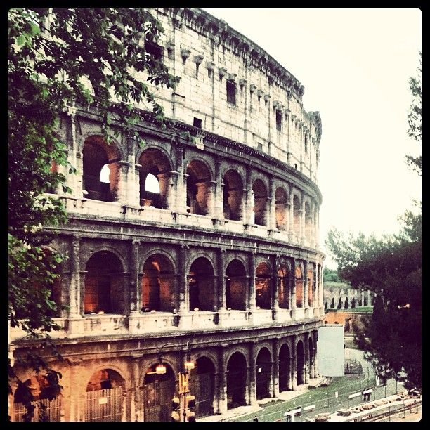 #WishIWasHere Long time ago I went to this incredible city with Contiki Tours! That was one of the best trips of my life - so much fun! Roma in Roma, Lazio #PowerOfPlace
