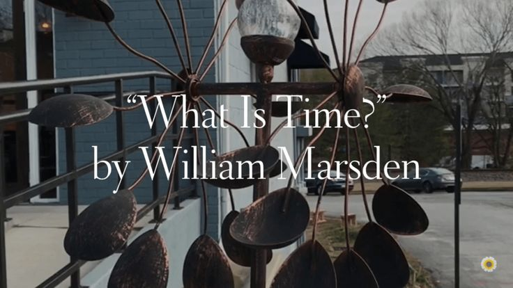 """""""What Is Time?"""" 