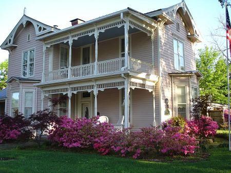 Henry Lightfoot Mansion (1876) - Paris, Texas....
