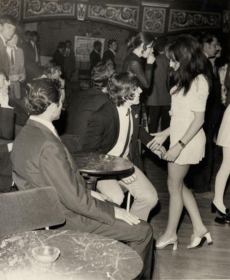 Friday night at the Hammersmith Palais, London, 1969