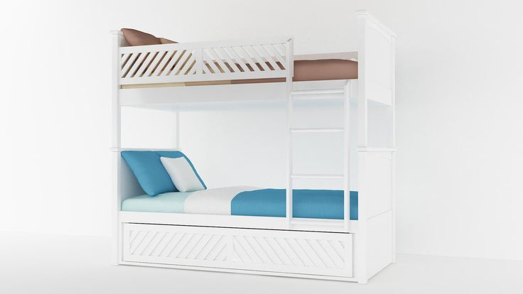 #modernbed #bunkbed #contemporary #bedroom #interior #style #space #furniture #design #modern #bed #simple #home #wooden #wood #bed #room #decor #bedzu #white