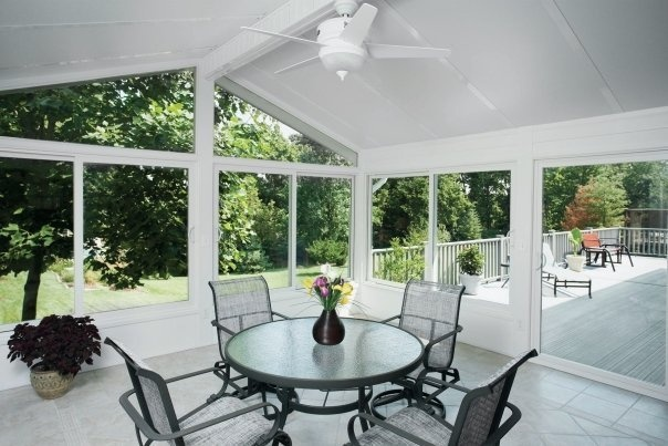 17 best images about premium home exterior products on - Champion windows sunrooms home exteriors ...