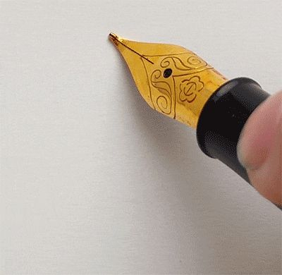 30 Beautiful Calligraphy GIFs You Can't Stop Watching - Hongkiat