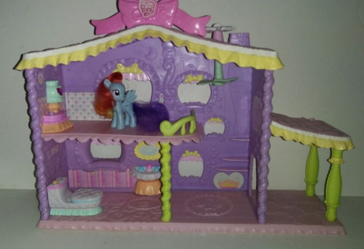 My Little Pony Newborn Baby Cuties Nursery House - We Got Character