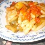 Strascinati con zucchine