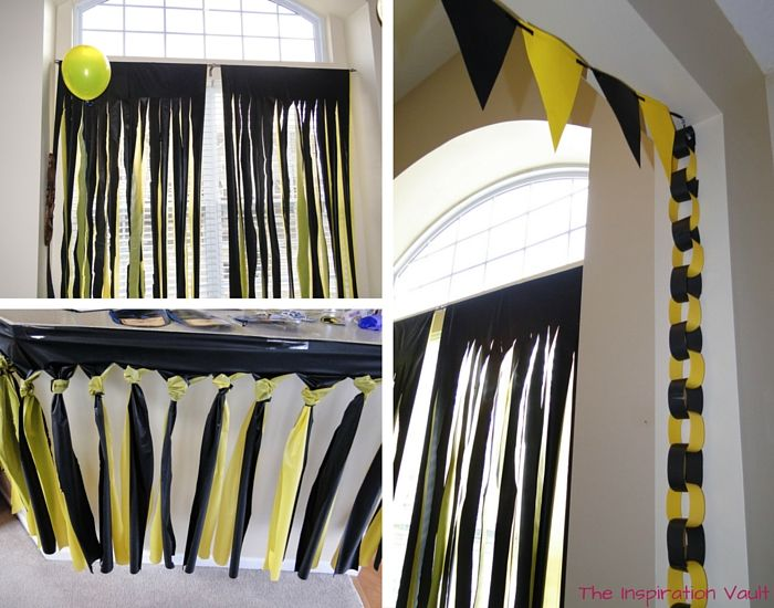 Batman Party Decorations 3
