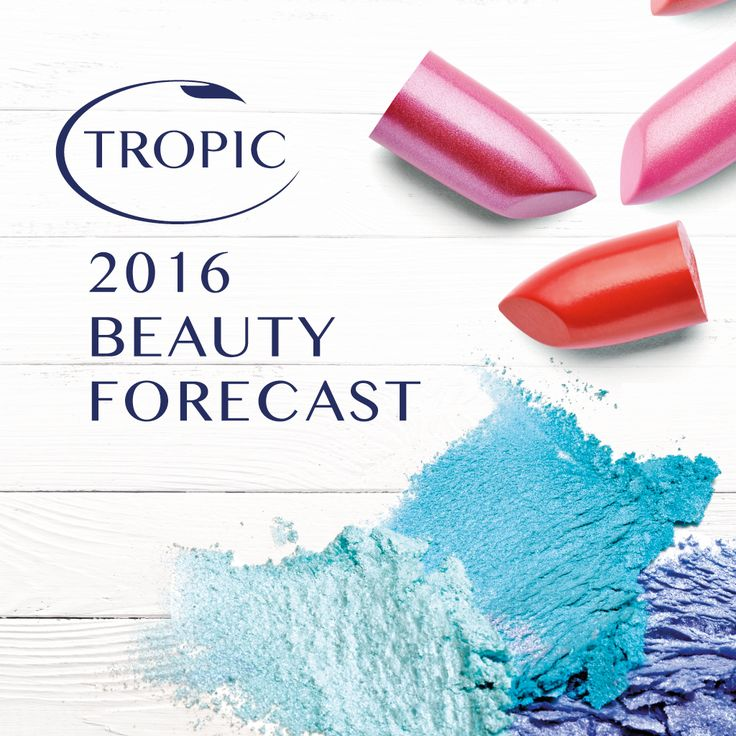 We've been thinking about the predicted top beauty trends for the year ahead over on our blog!  http://bit.ly/20vfkCU