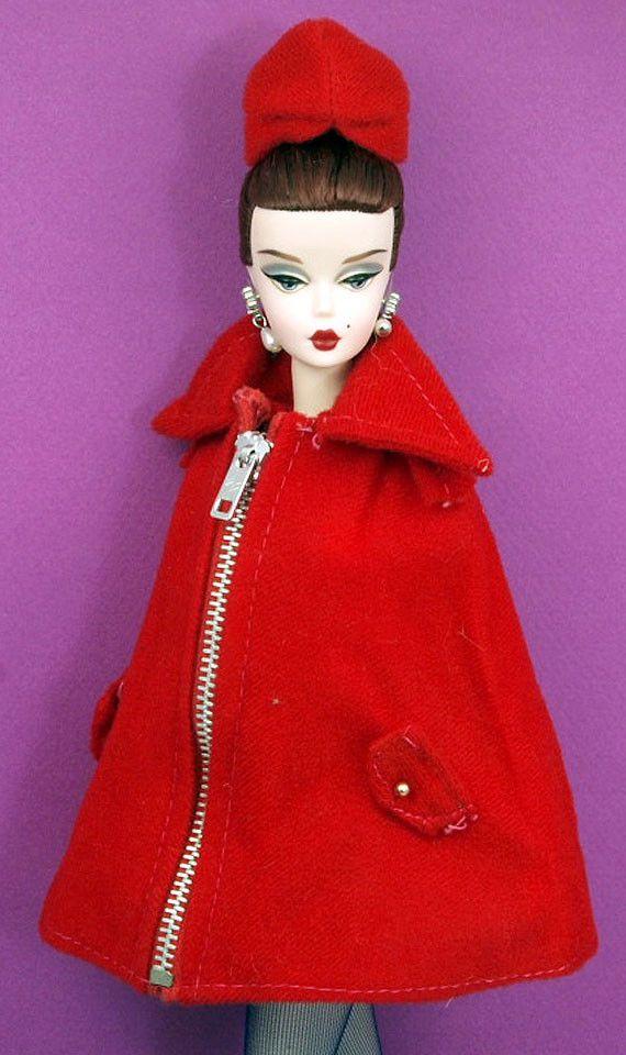 Barbie Hot Drama Zipper Cape