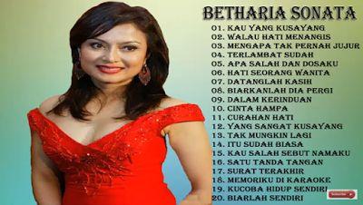 Kumpulan Lagu Betharia Sonata Album Hati Yang Luka Mp3 Rar