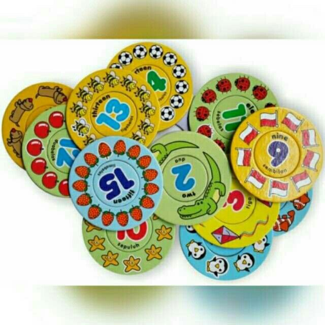 Saya menjual FLASH CARD PUZZLO BILINGUAL Let's Count! seharga Rp30.000. Dapatkan produk ini hanya di Shopee! http://shopee.co.id/mainan.edukatif/3847122 #ShopeeID