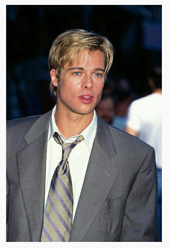 Brad Pitt Meet Joe Black Behind The Scenes Brad Pitt Brad Pitt Young Brett Pitt