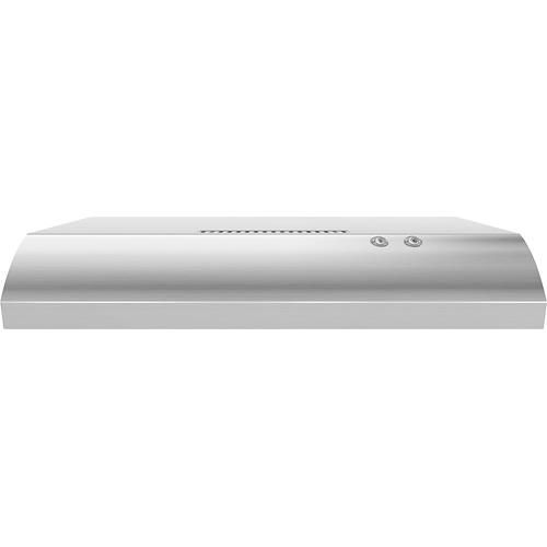 "Whirlpool - 30"" Recirculating Range Hood - Stainless-Steel - Larger Front $89"