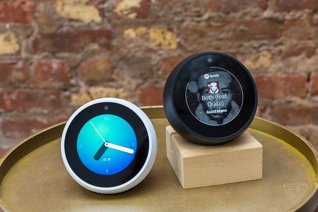Amazon's echo spot is an almost perfect smart alarm clock Any Questions Contact Us :- info.iblogi@gmail.com #Iblogtechs #knowledge #Information #details #NewTechnology