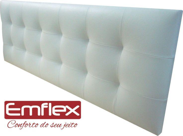 Cabeceira Painel Cama Box Casal Queen - Modelo Anne - R$ 300,00 no MercadoLivre