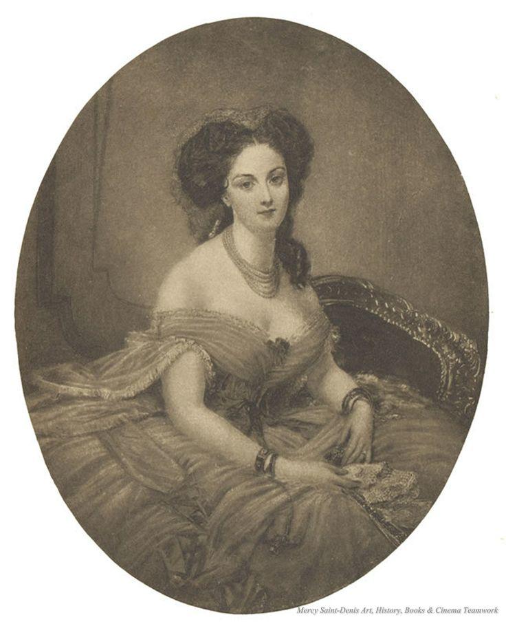 Virginia Oldoini, Contessa di Castiglione (1835 -1899).