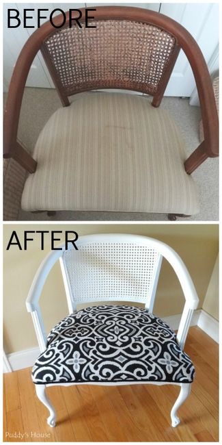 Flea Market Flips : Before and Afters | The Budget Decorator
