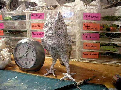 L'atelier d'Anne-Lise Koehler: hibou petit duc