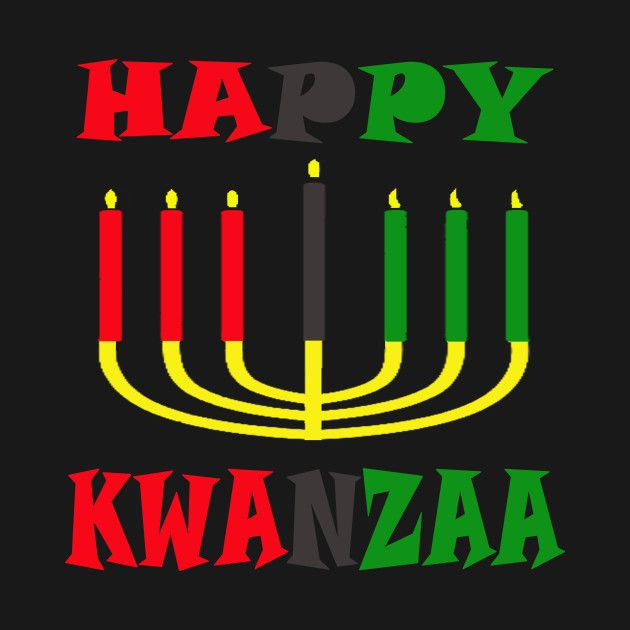 Check out this awesome 'Happy+Kwanzaa+6+t-shirt' design on @TeePublic!