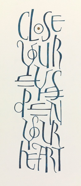 ✍ Sensual Calligraphy Scripts ✍  initials, typography styles and calligraphic art -  Liesbet Boudens