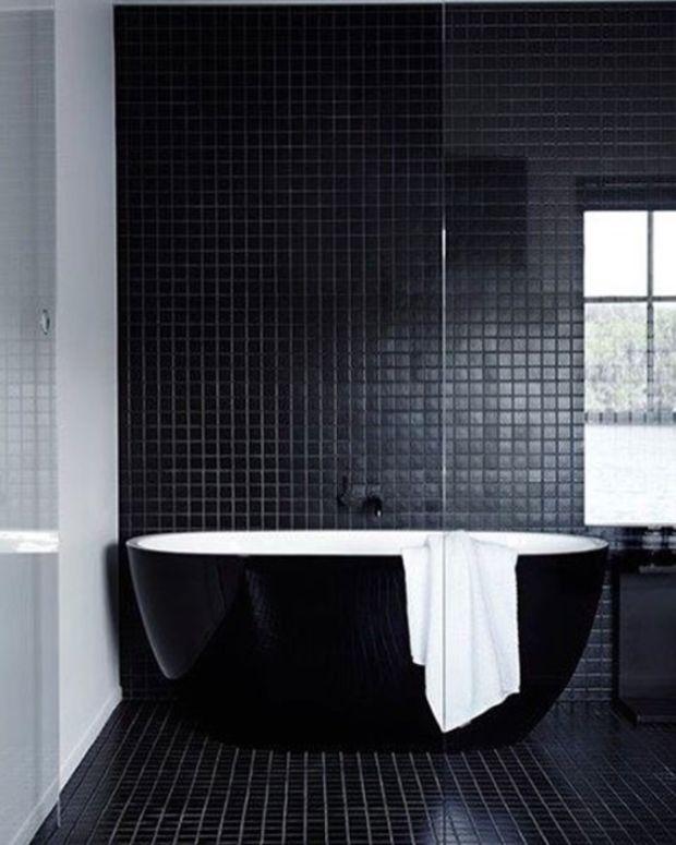 30 Examples Of Dark Interior Design That Proves Black Is Sometimes Best -  UltraLinx