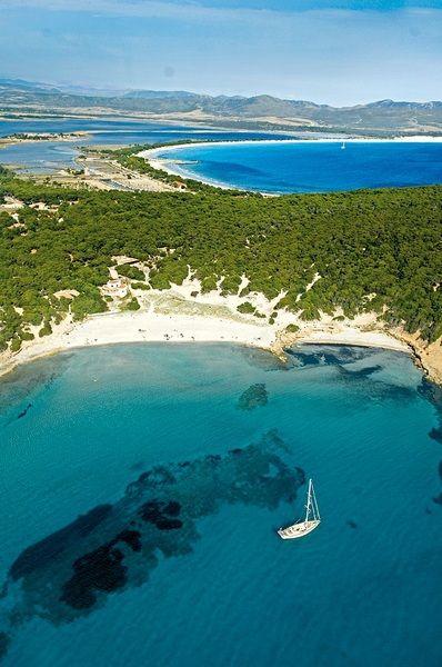 Porto Pineddu, Sant'Anna Arresi, #Sardegna dai board di @Bed and Breakfast Le Ginestre