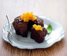 Tortino soffice di cioccolato all'arancia - Tutte le ricette dalla A alla Z - Cucina Naturale - Ricette, Menu, Diete