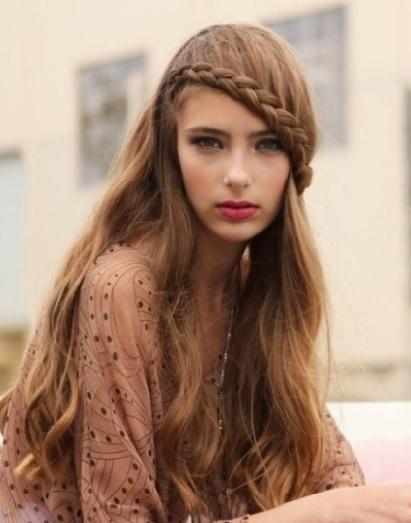 Front braid. #braid #hair #beauty