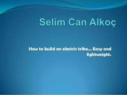 selim can alkoç