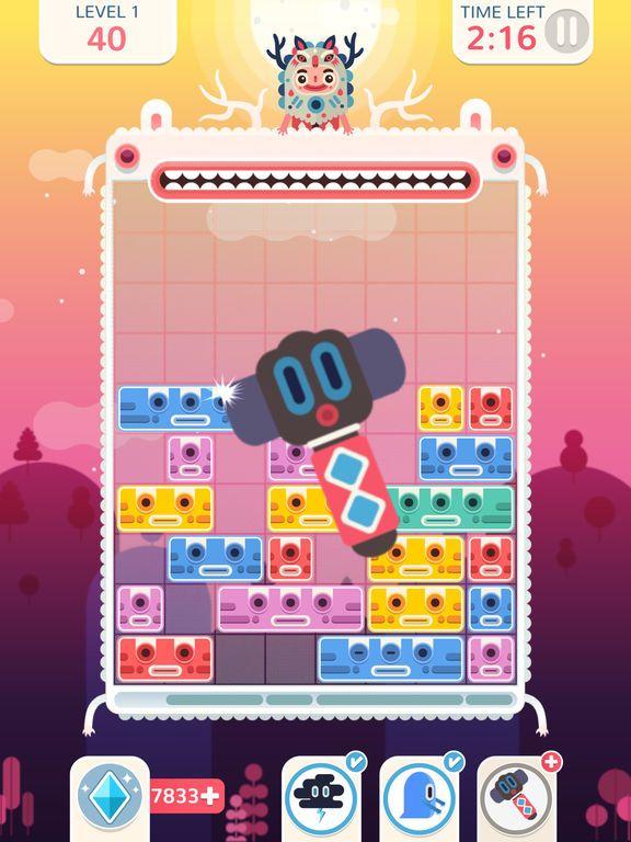 slidey block puzzle game