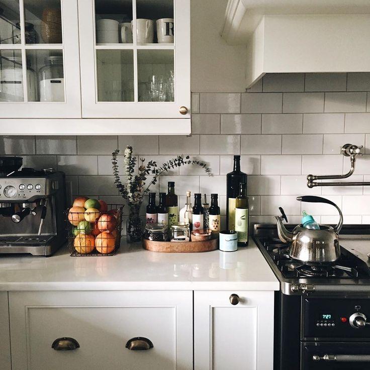 Die 101 besten Bilder zu kitchen auf Pinterest Kleine Küchen - ideen für küchenwände