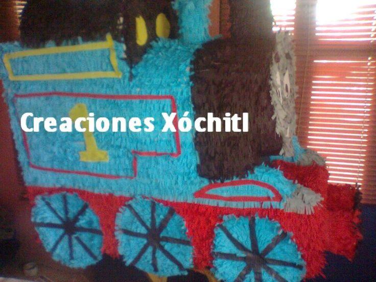 Piñata Thomas