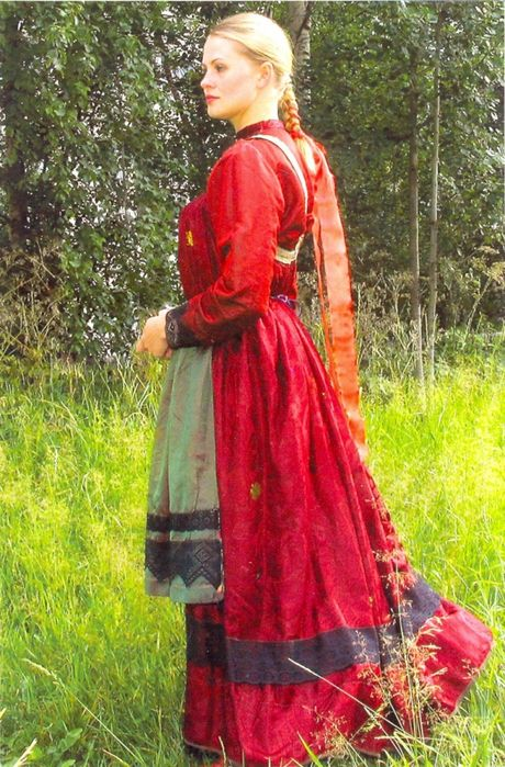 151 best Russian Traditional Costume images on Pinterest ...