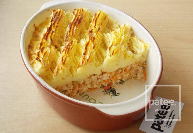 Запеканка из картофеля и молотого мяса - Шаг 16