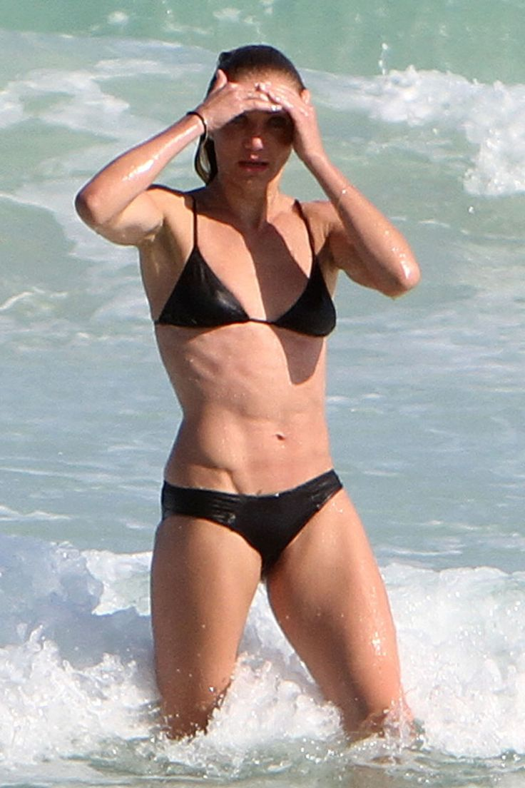 Share your Cameron diaz see through bikini
