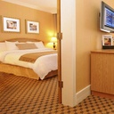 Days Inn - Vancouver Downtown  We invite you to experience the modern comforts of our historic full-service downtown Vancouver hotel located in the downtown core of the Vancouver's business district. Shopping, Restaurants, Entertainment, Cruise Ship Terminal and Convention Centres are a few short blocks from our central downtown Vancouver location.