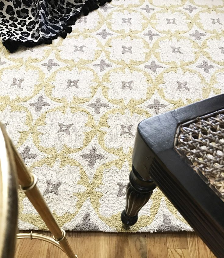 How to Make A Discount Rug Work Like A Boss   ORC Week 2 - The Chelsea Project