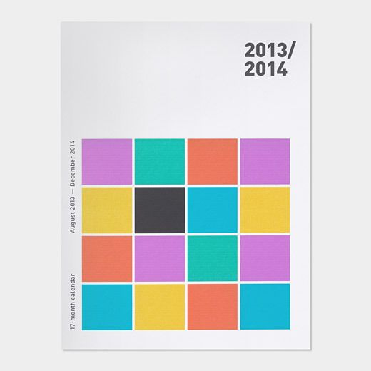 Month 2014 Calendar Notebook