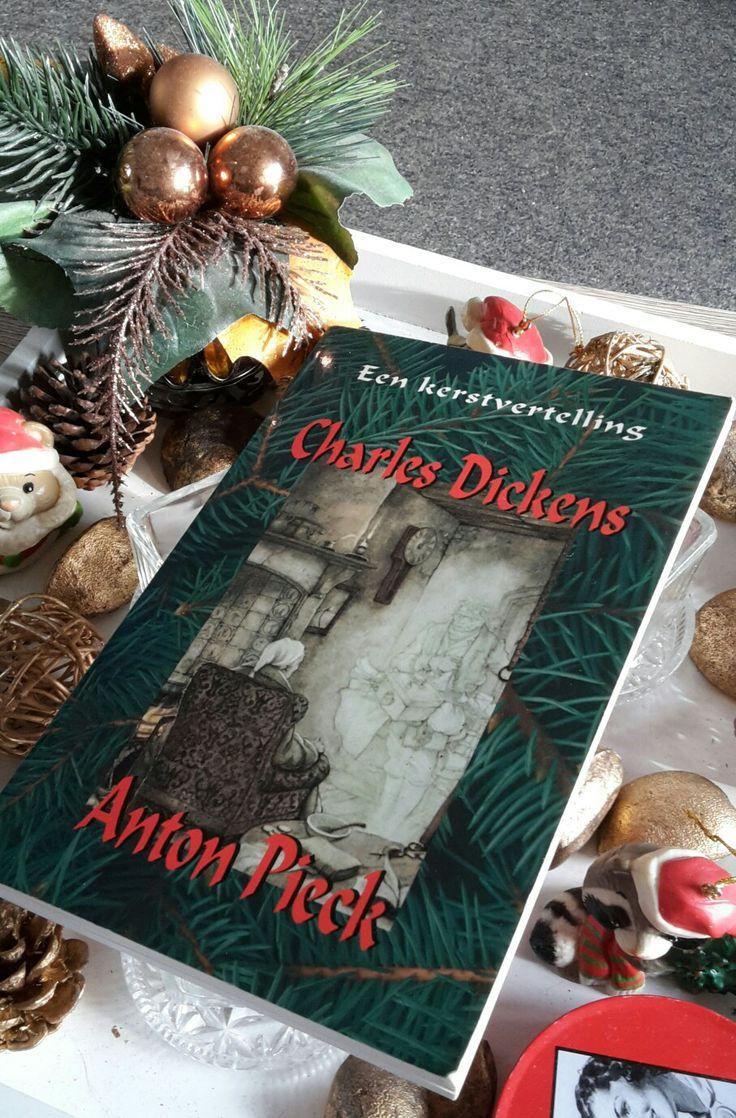 a Christmas Carol   Charles Dickens Nederlandse vertaling met tekeningen van Anton Pieck