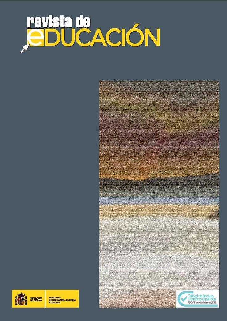 Revista de Educación - publicación científica del Ministerio de Educación, Cultura y Deporte español.