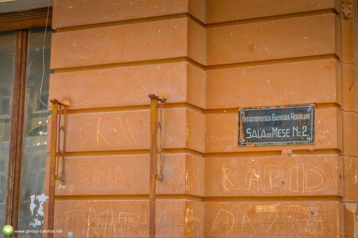 Staţiunea Băile Herculane, martie 2013