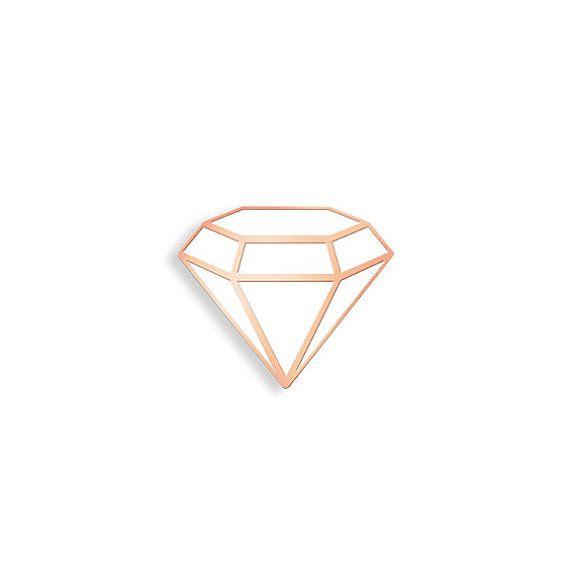 He encontrado este interesante anuncio de Etsy en https://www.etsy.com/es/listing/265137184/diamante-blanco-esmalte-pin