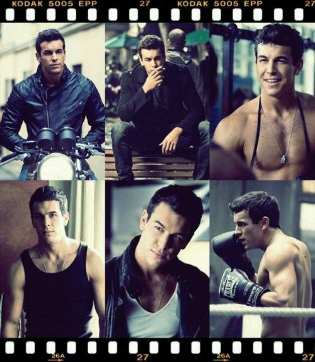 Mario casas. Totally love bad boys